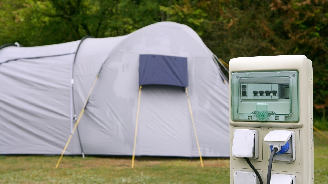 Heating A Tent With Electricity